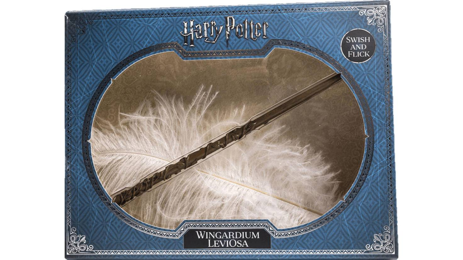 WOW!-STUFF Harry Potter Zauberstab mit Feder