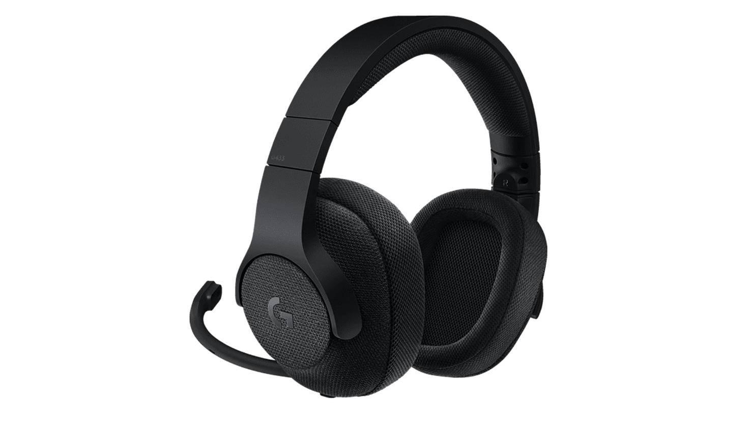 Logitech G433 Surround Gaming Headset
