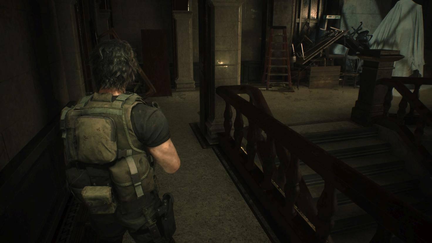 Resident Evil 3 Remake PS4 Pro 6