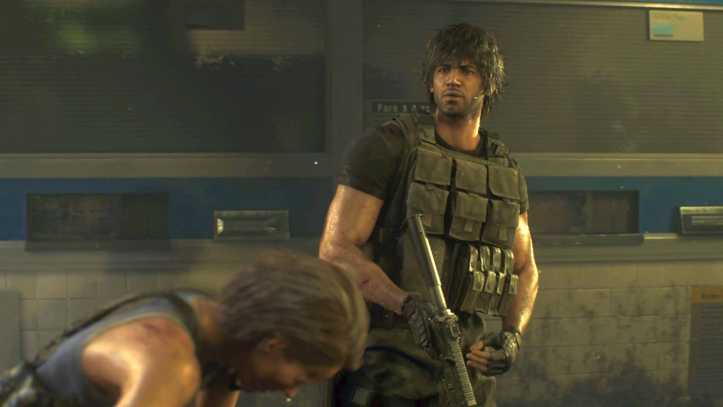 Resident Evil 3 Remake PS4 Pro 5