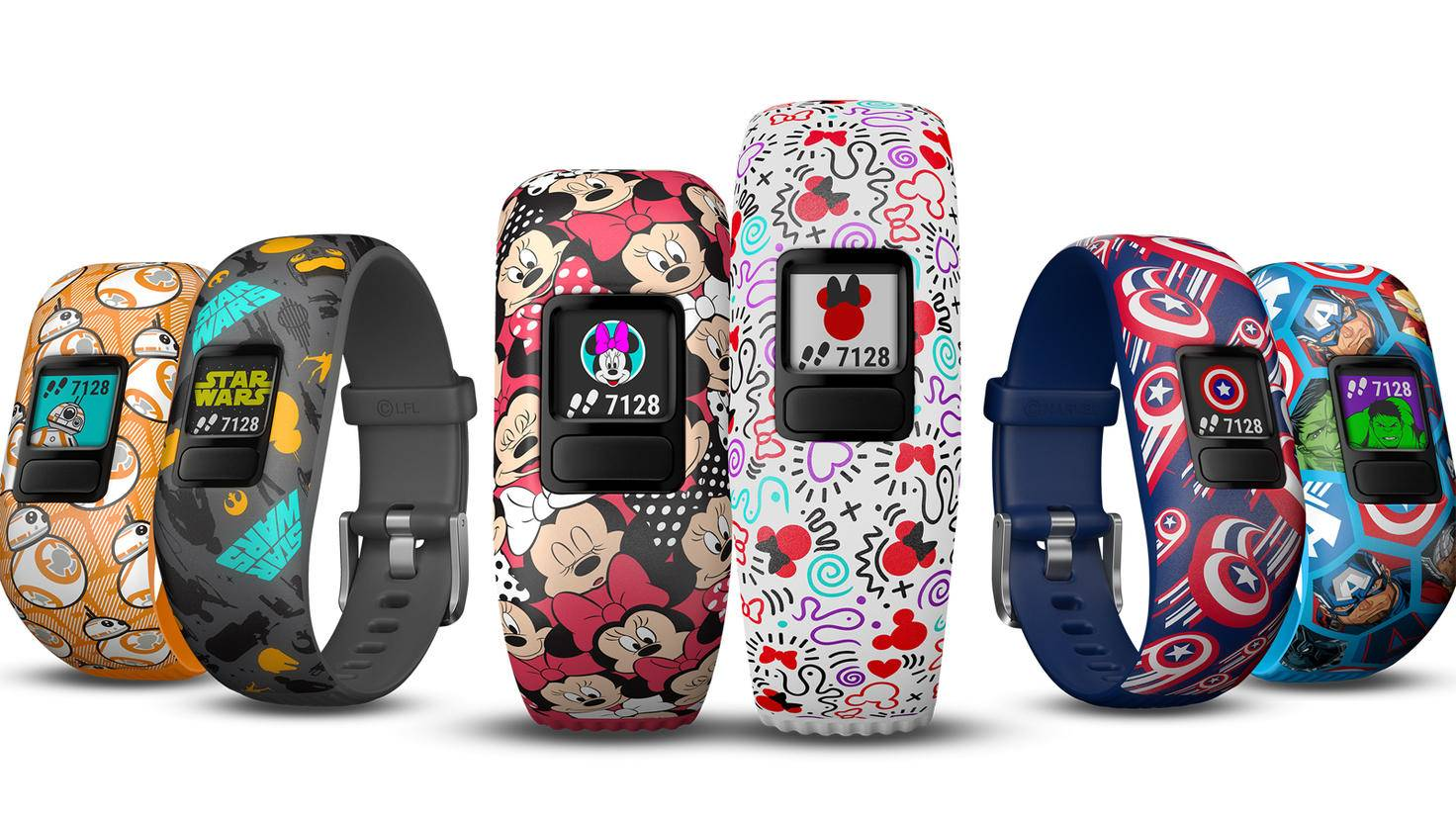 garmin vivofit jr 2 disney