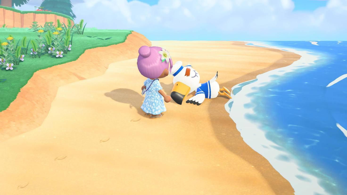 Animal Crossing New Horizon Gulliver