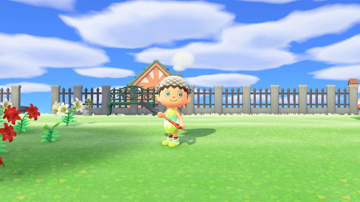 Animal Crossing New Horizons Schaufel