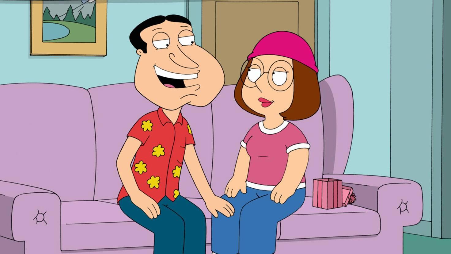 Family Guy Meg