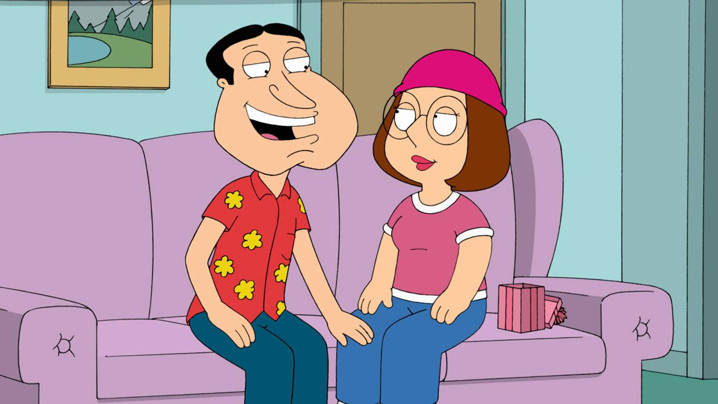Family Guy Meg