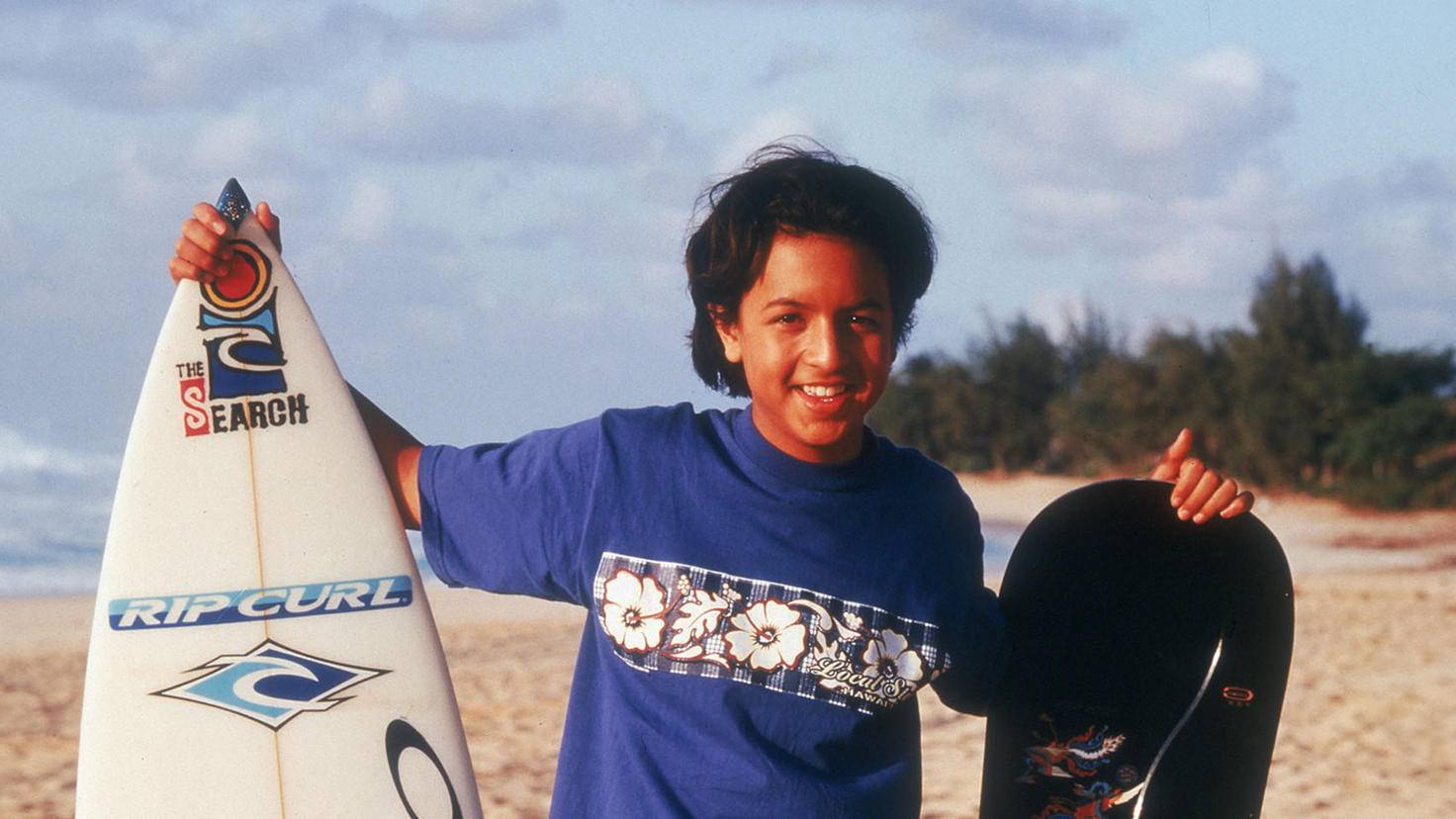 Johnny Tsunami Brandon Baker