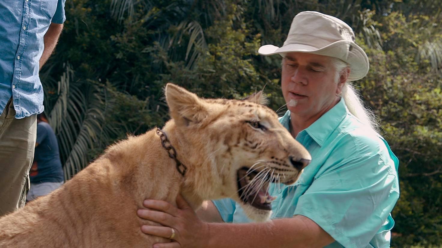Tiger King Doc Antle