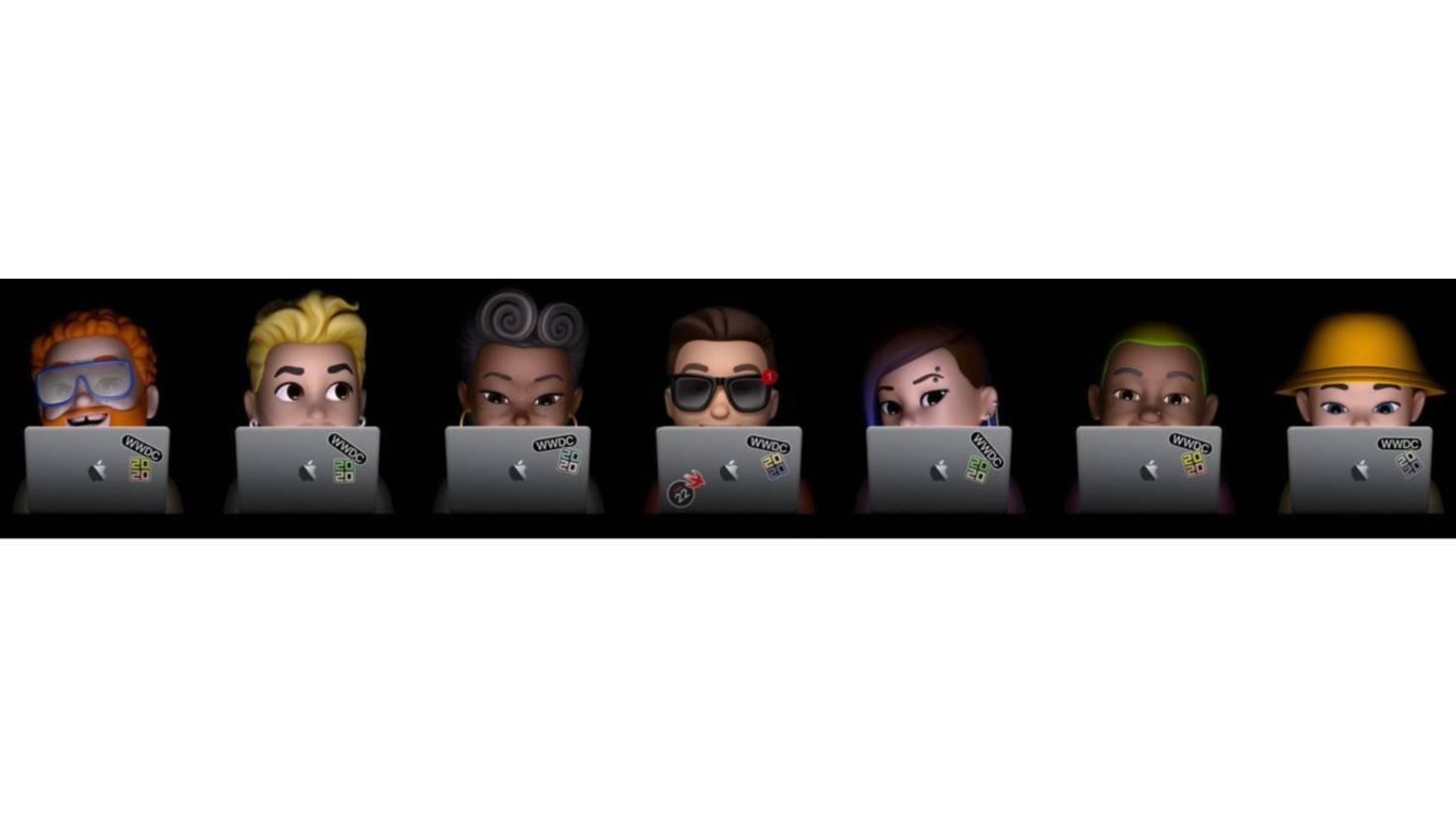 WWDC Einladung Hinweis Apple Glasses