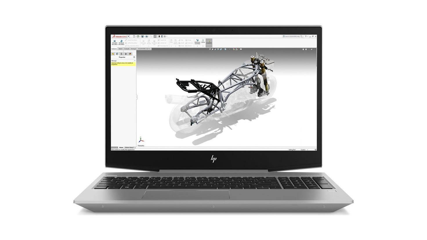 Business Laptop HPZbook 15c G5