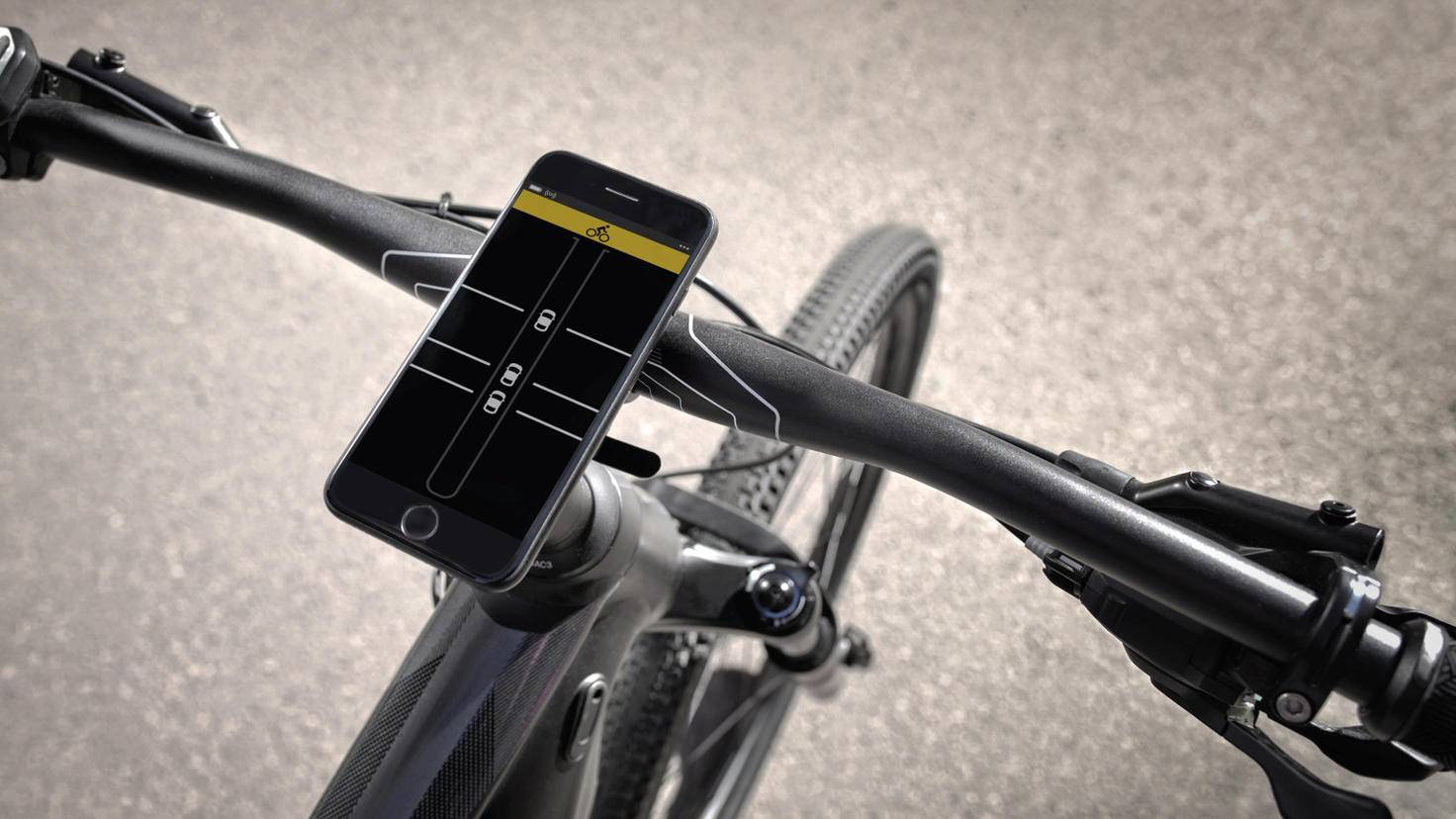 garmin varia app fahrradlenker