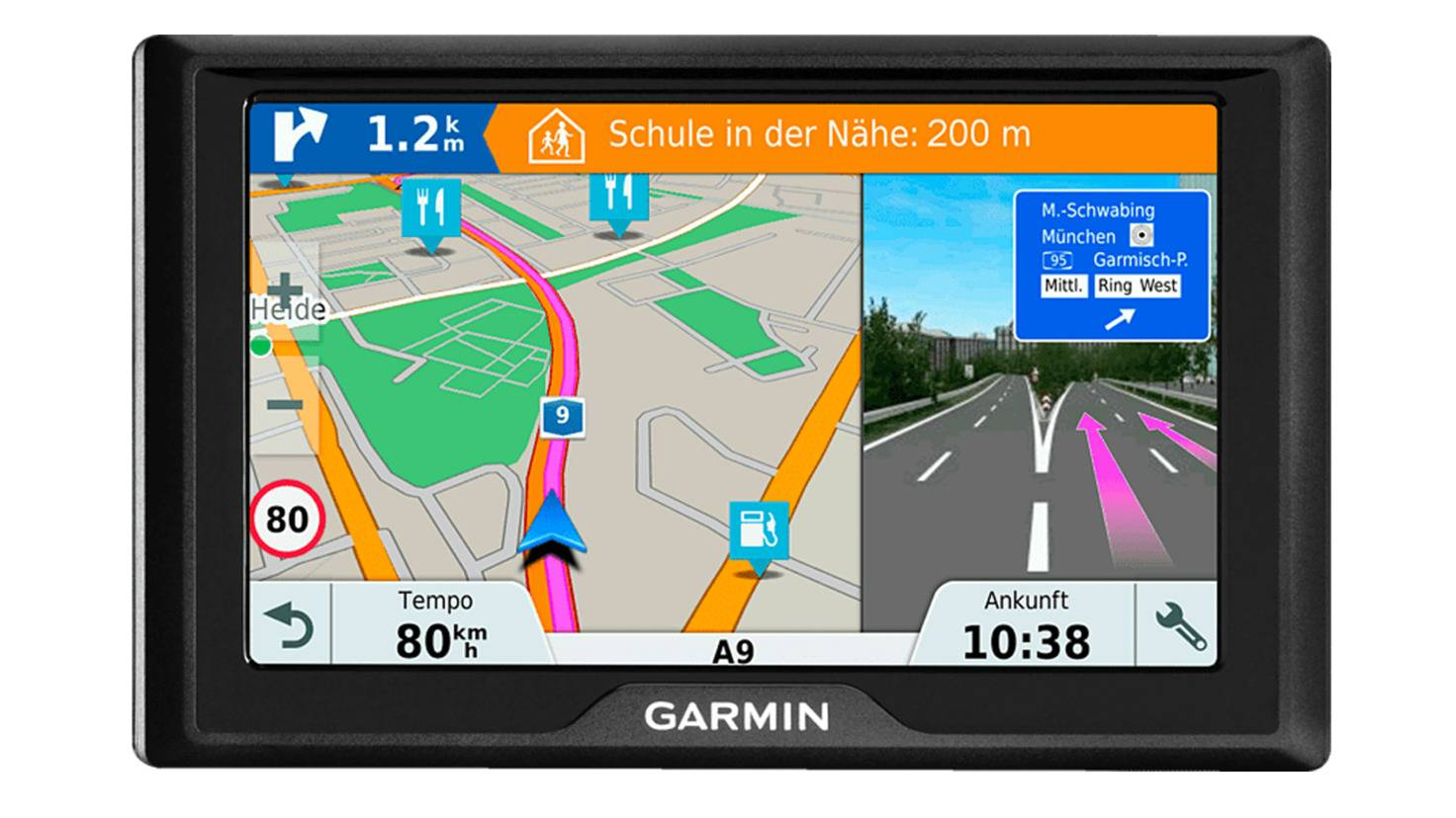 Navigationsgerät Navi Garmin Drive 51 LMT-S EU