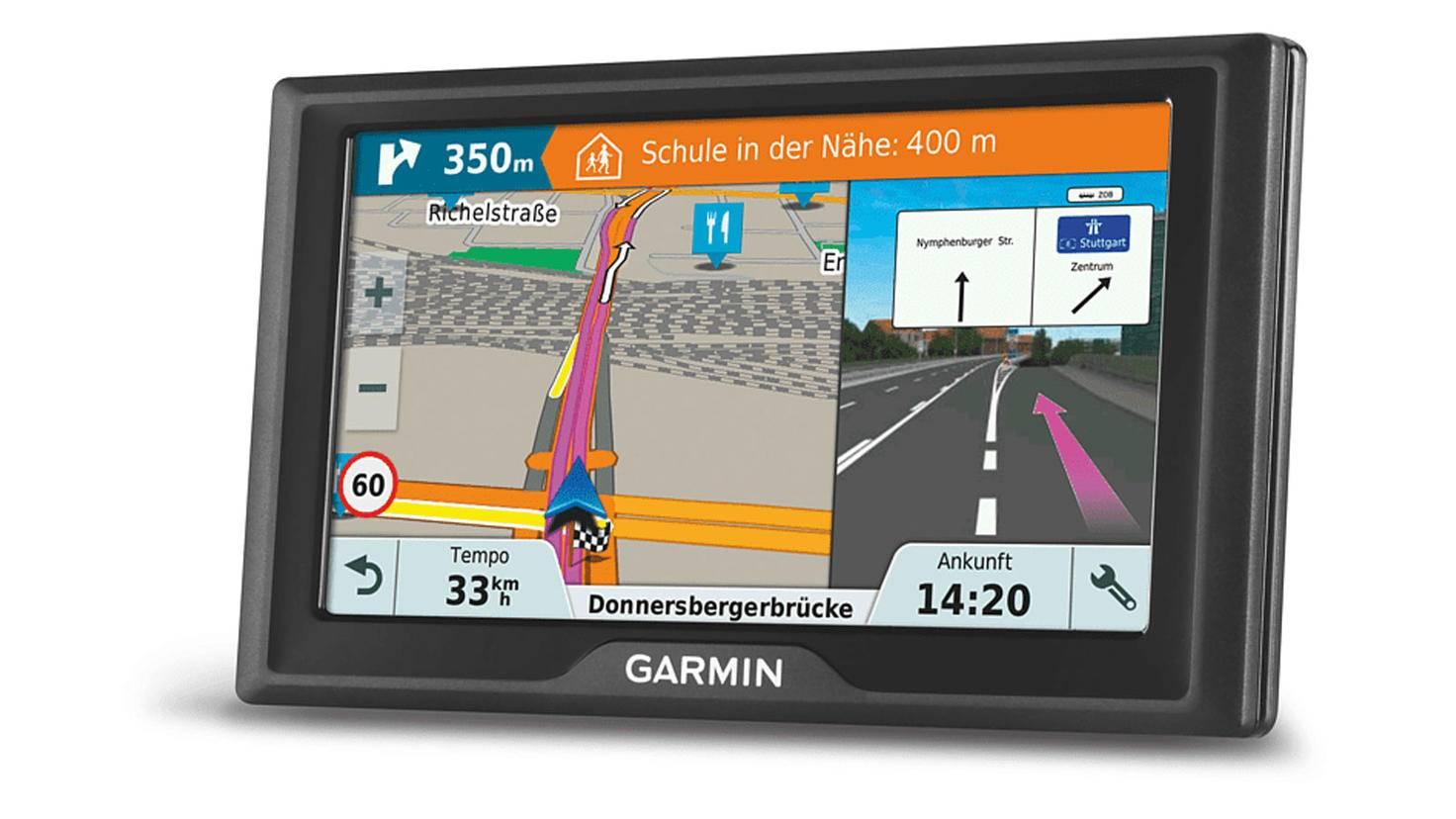 Navigationsgerät Navi Garmin Drive 61 LMT-S-CE