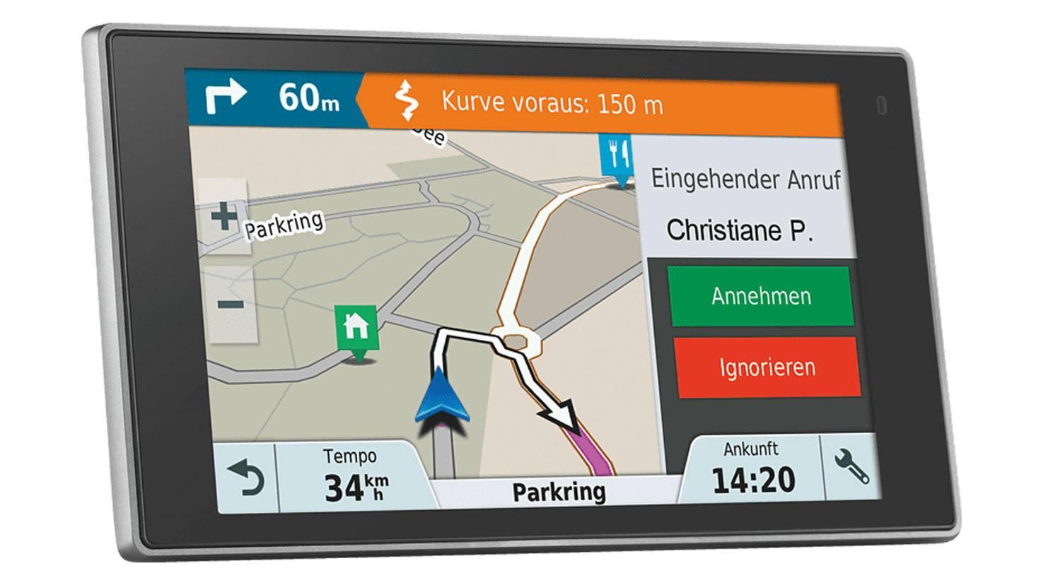 Navigationsgeraet Navi Garmin DriveAssist 51 LMT D EU