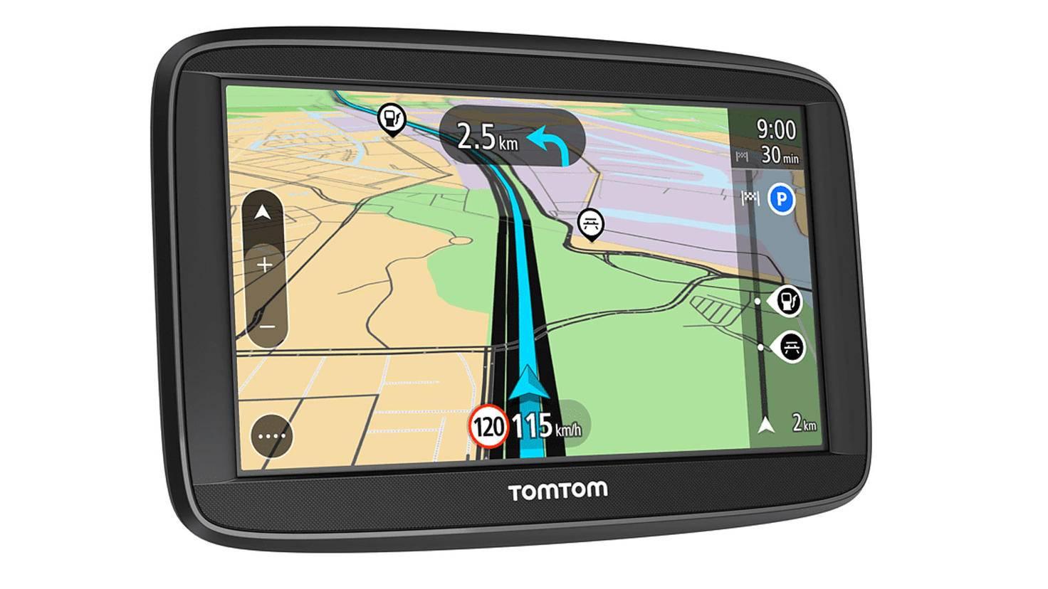 Navigationsgerät Navi Tomtom Start 52