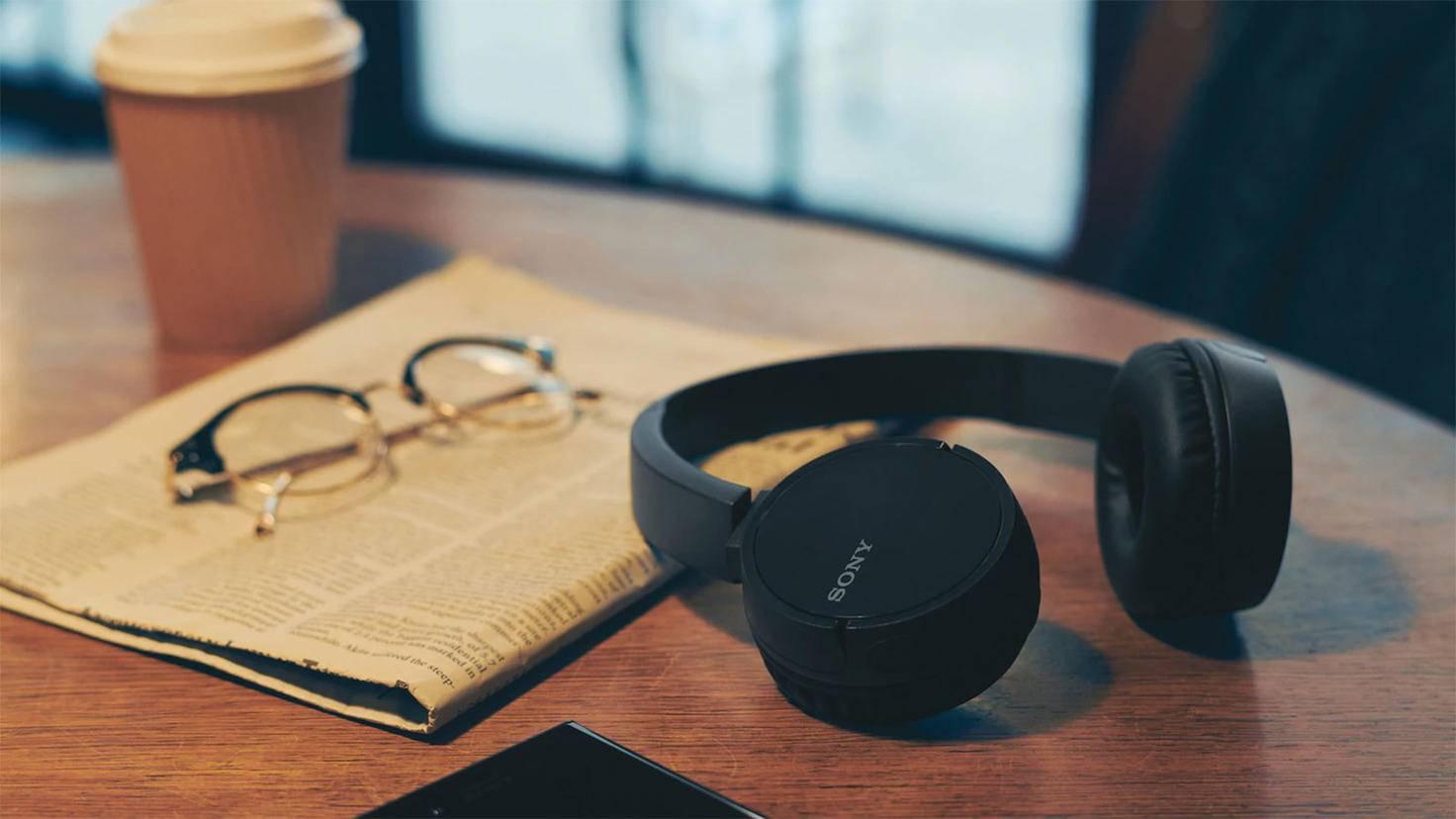 On-Ear-Kopfhörer-Sony WH CH500