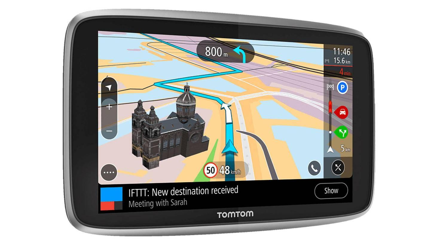 Navigationsgerät Navi Tomtom Go Premium 6 World