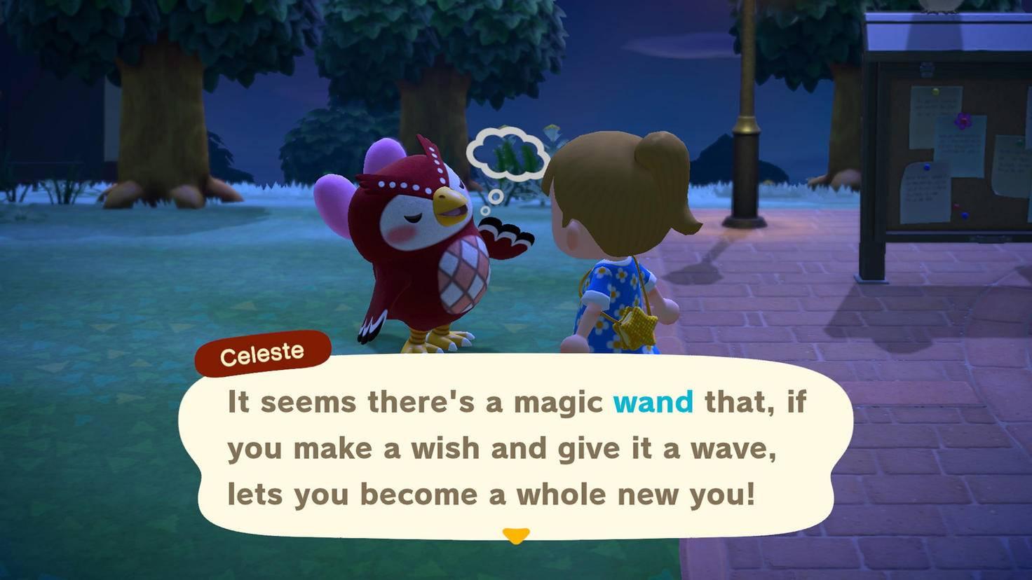 Animal Crossing New Horizons Euphemia