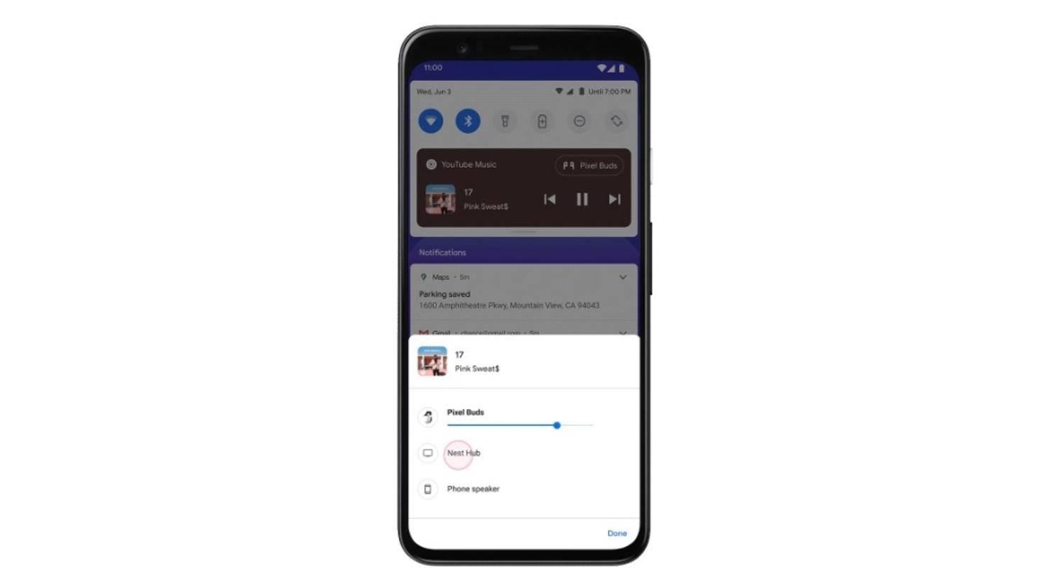 Android-11-Beta-Medienkontrolle