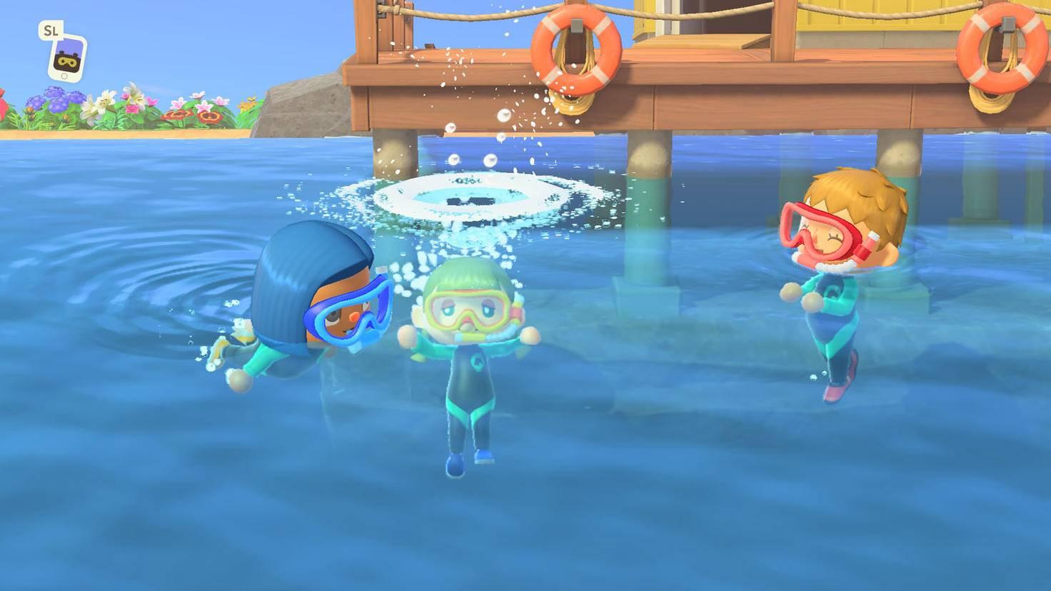 Animal Crossing New Horizons Sommer-Update Bild 2
