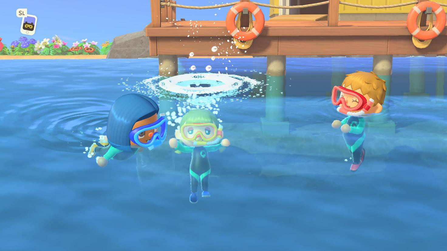 Animal Crossing New Horizons Sommer-Update Bild 2