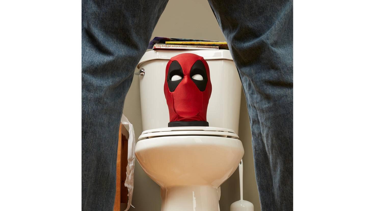 Marvel Deadpool Premiumkopf Lifestyle 4