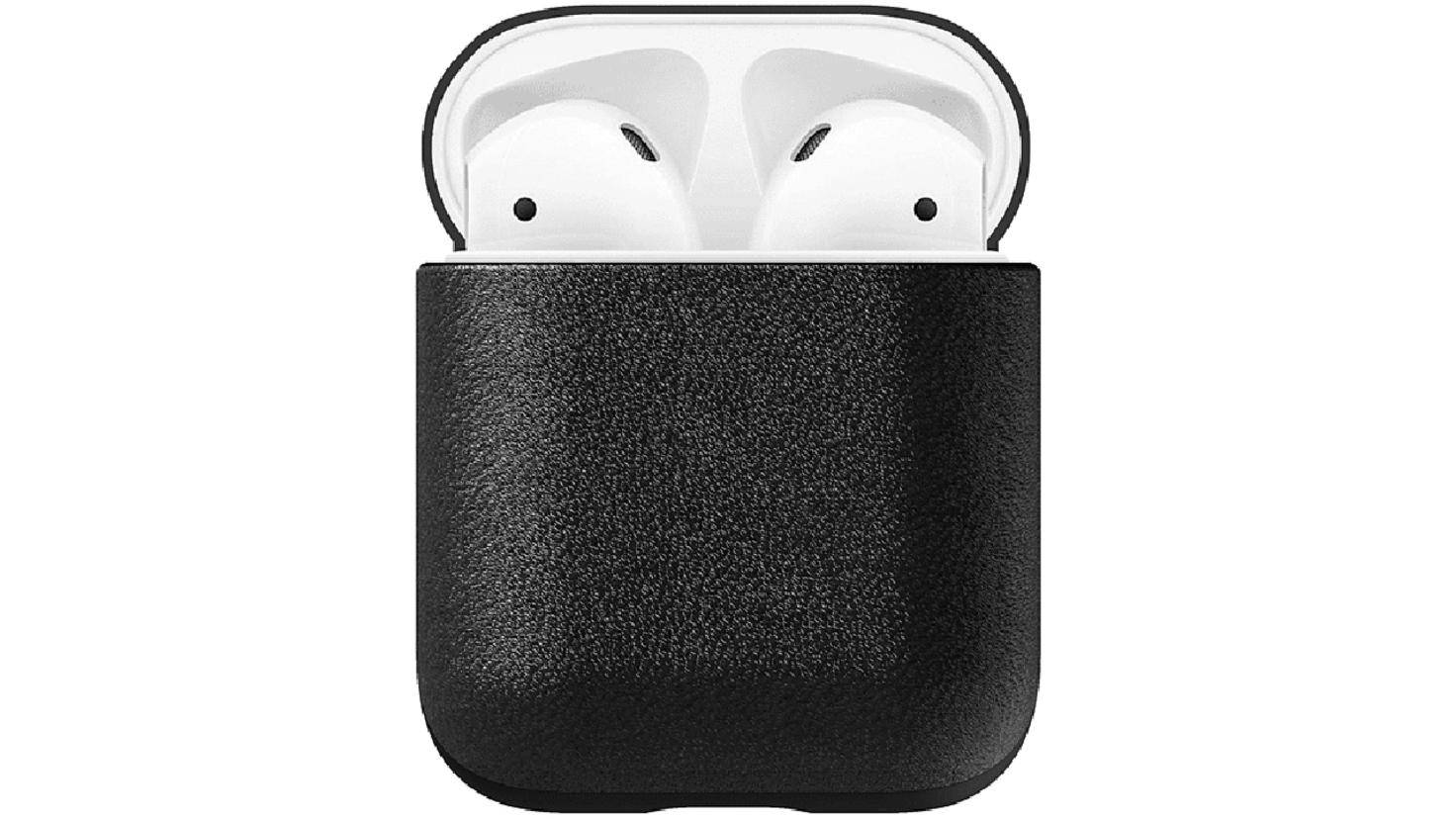 Nomad Airpod Case Leather