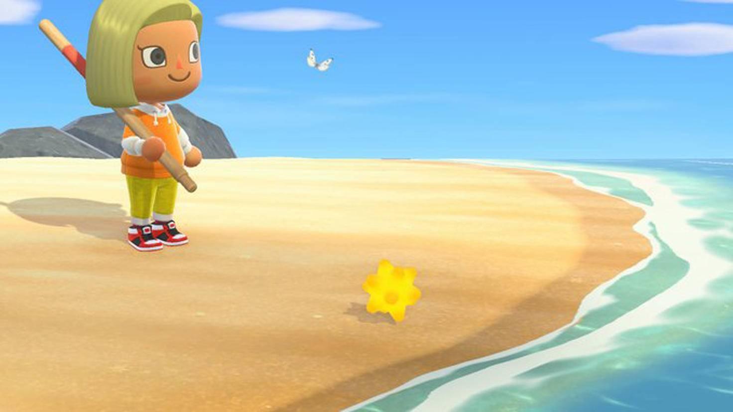 Animal Crossing New Horizons Sternensplitter