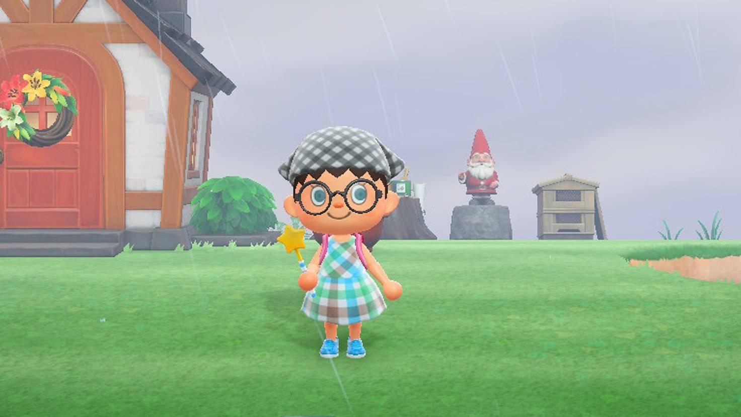 Animal Crossing New Horizons Sternenstab