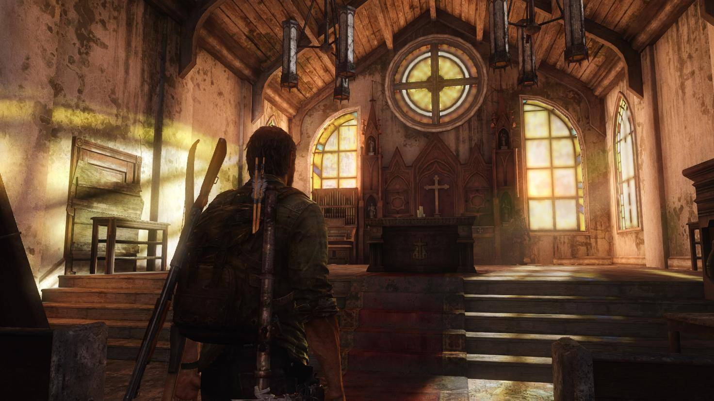 The Last of Us Remastered Screenshot 2