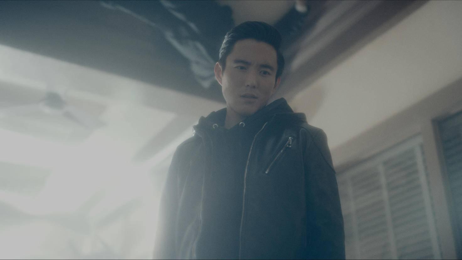Umbrella Academy Justin H. Min als Ben in Staffel 2