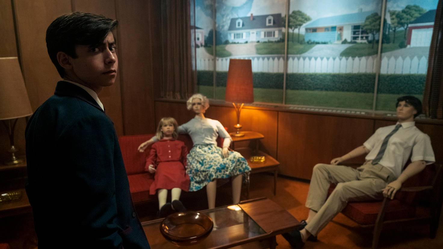Umbrella Academy Aidan Gallagher als Five Staffel 2