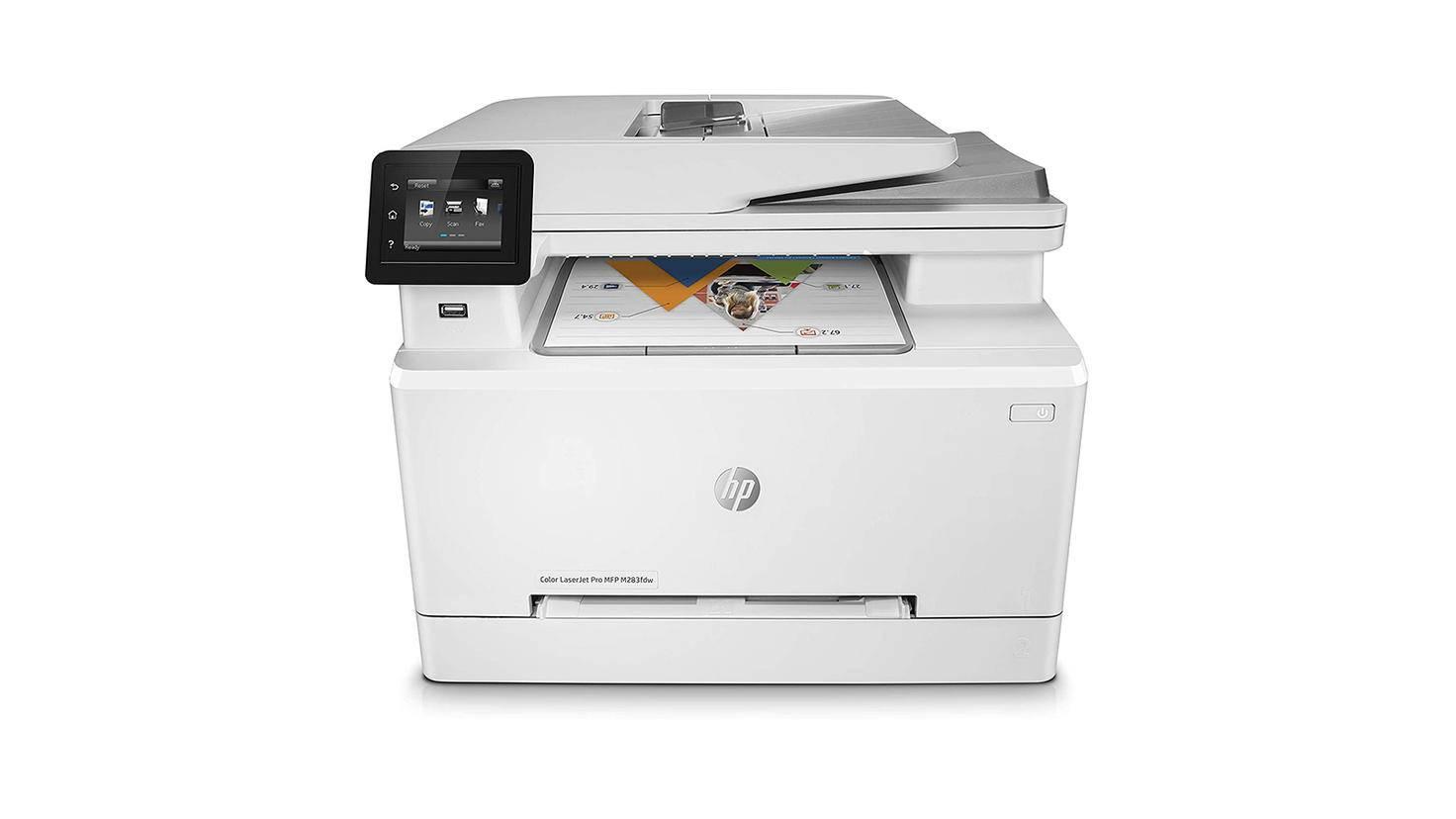 HP LaserJet Pro MFP M283fdw