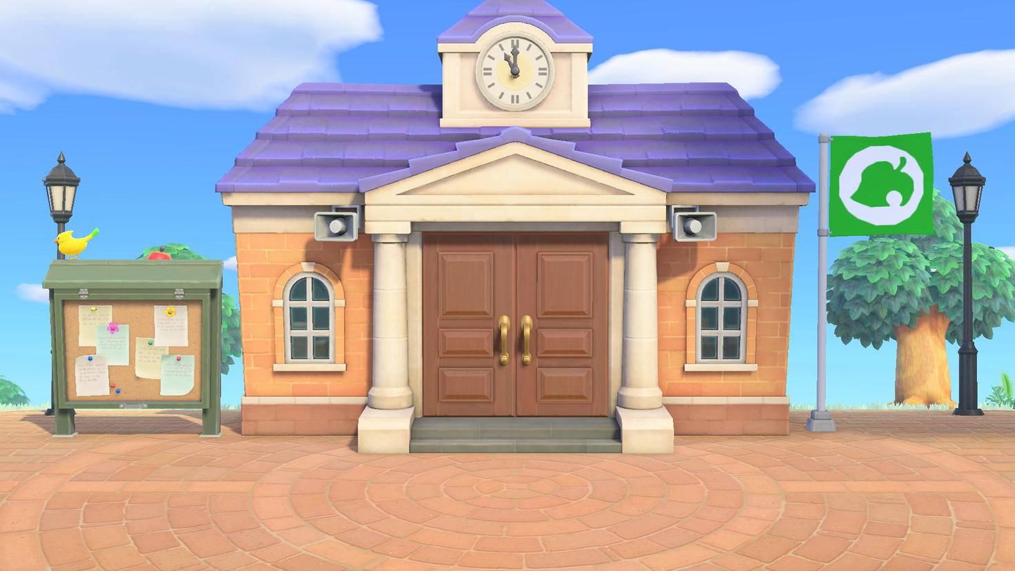 Animal Crossing New Horizons Museum