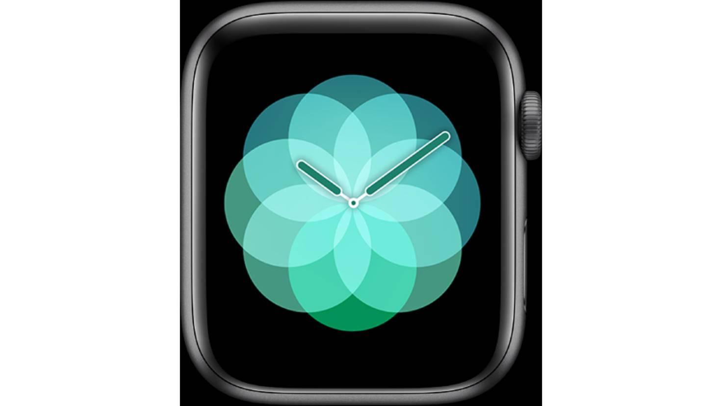 Apple Watch Atmen