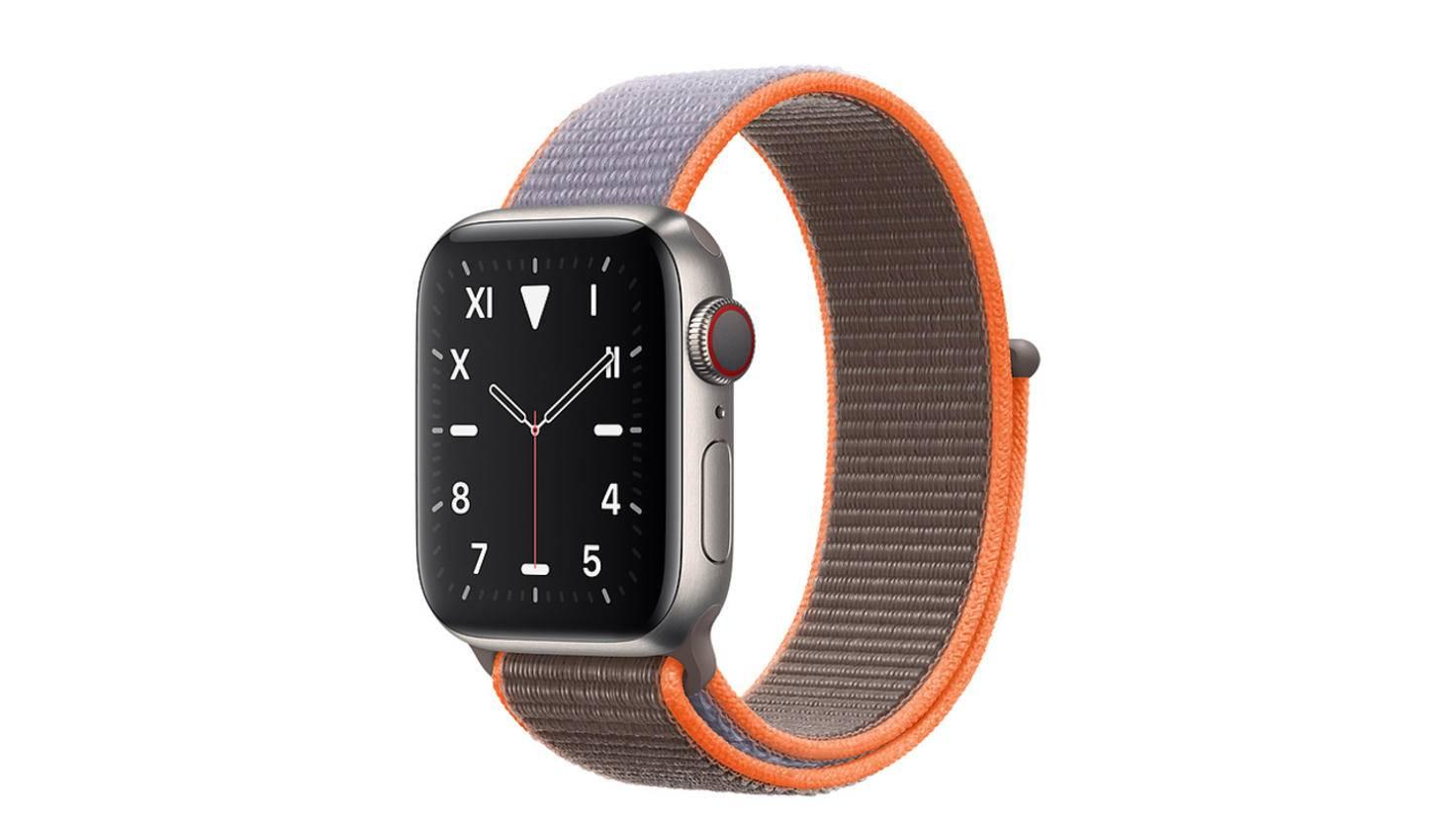 Apple Watch Edition Titan