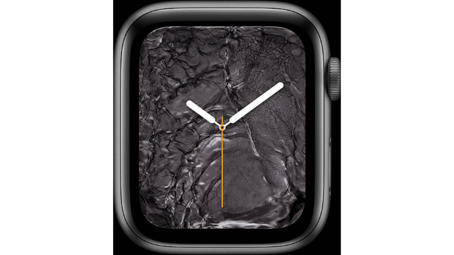 Apple Watch Flüssiges Metall