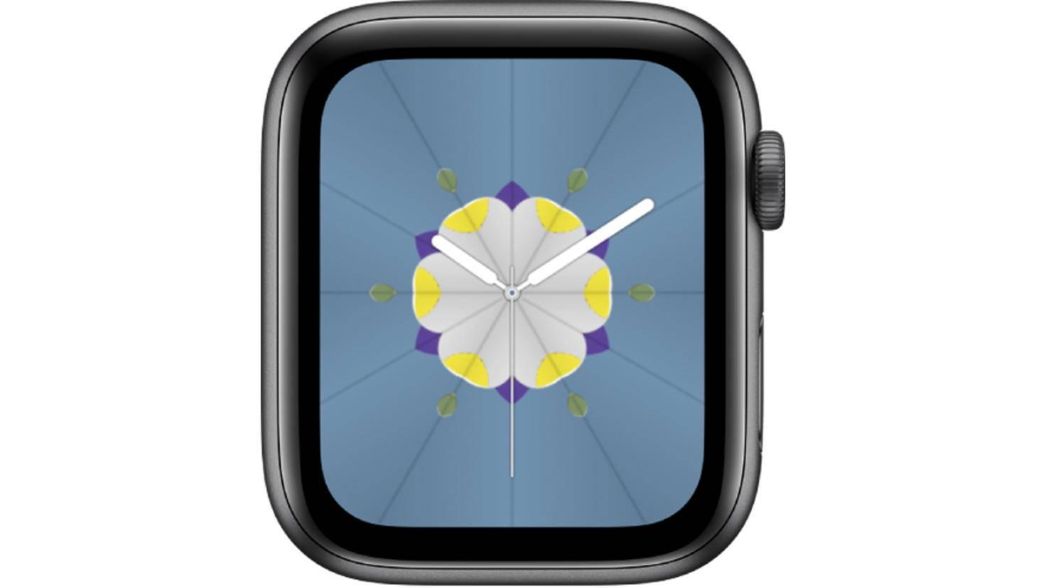 Apple Watch Kaleidoskop