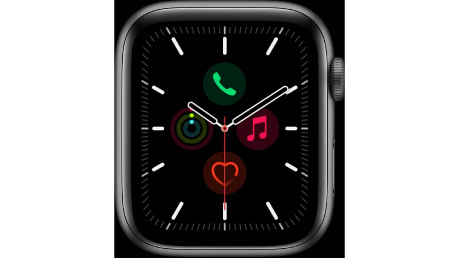 Apple Watch Meridian