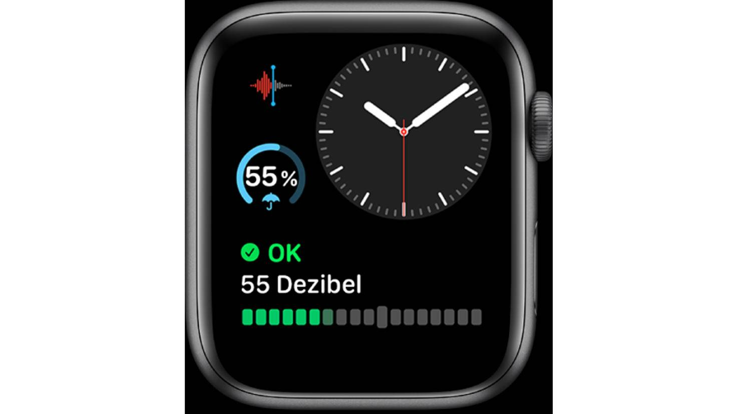 Apple Watch Modular kompakt