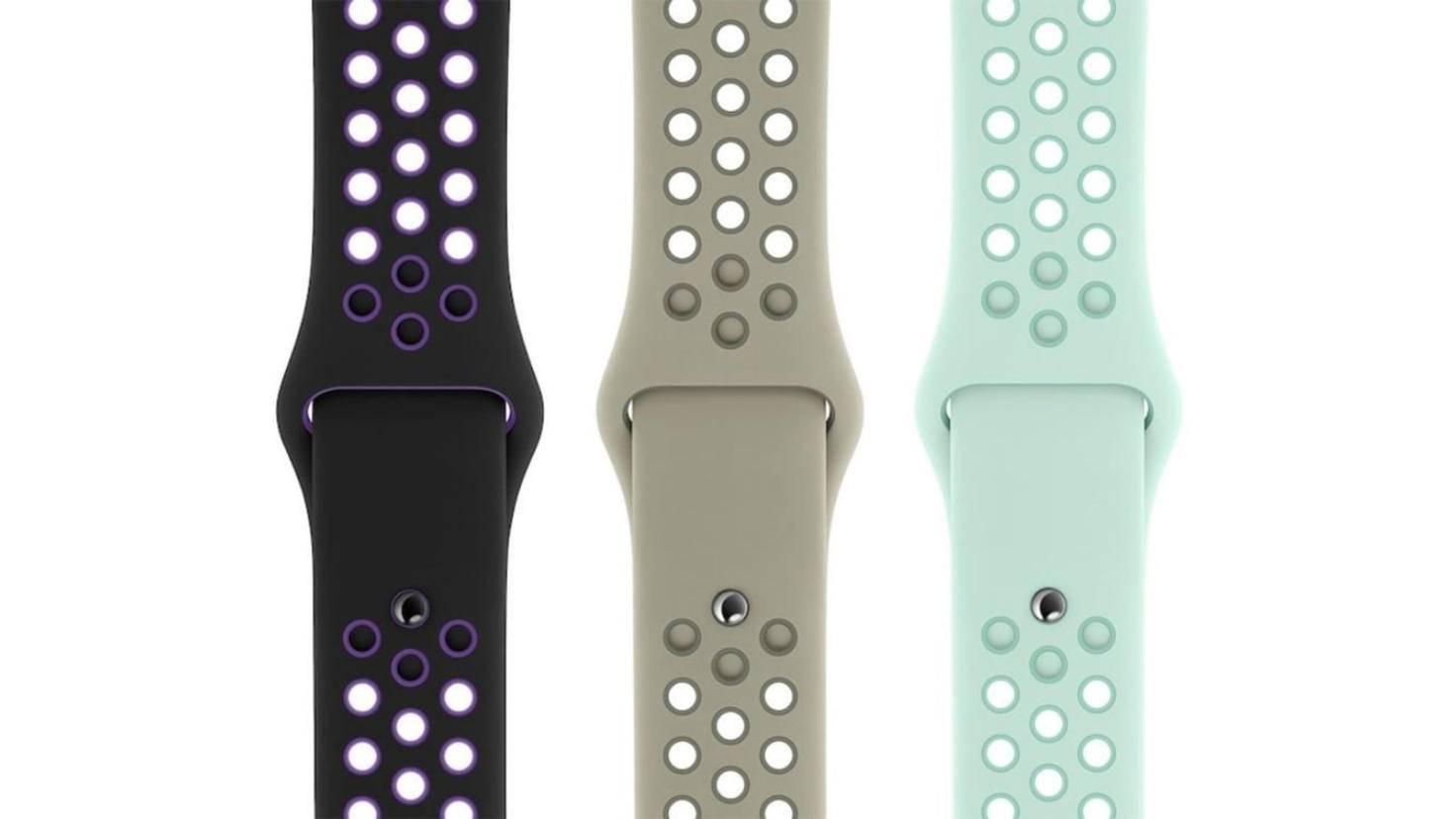 Apple Watch Nike Sportarmband