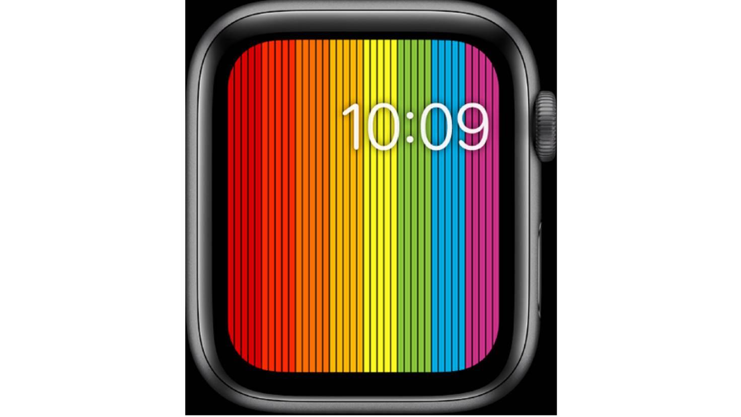 Apple Watch Pride Digital