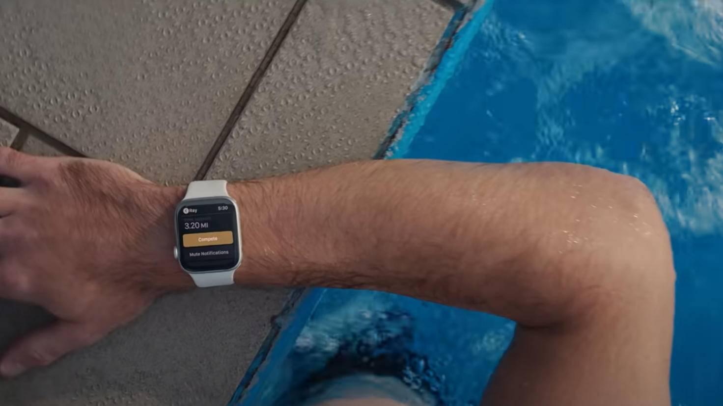 Apple Watch Schwimmen