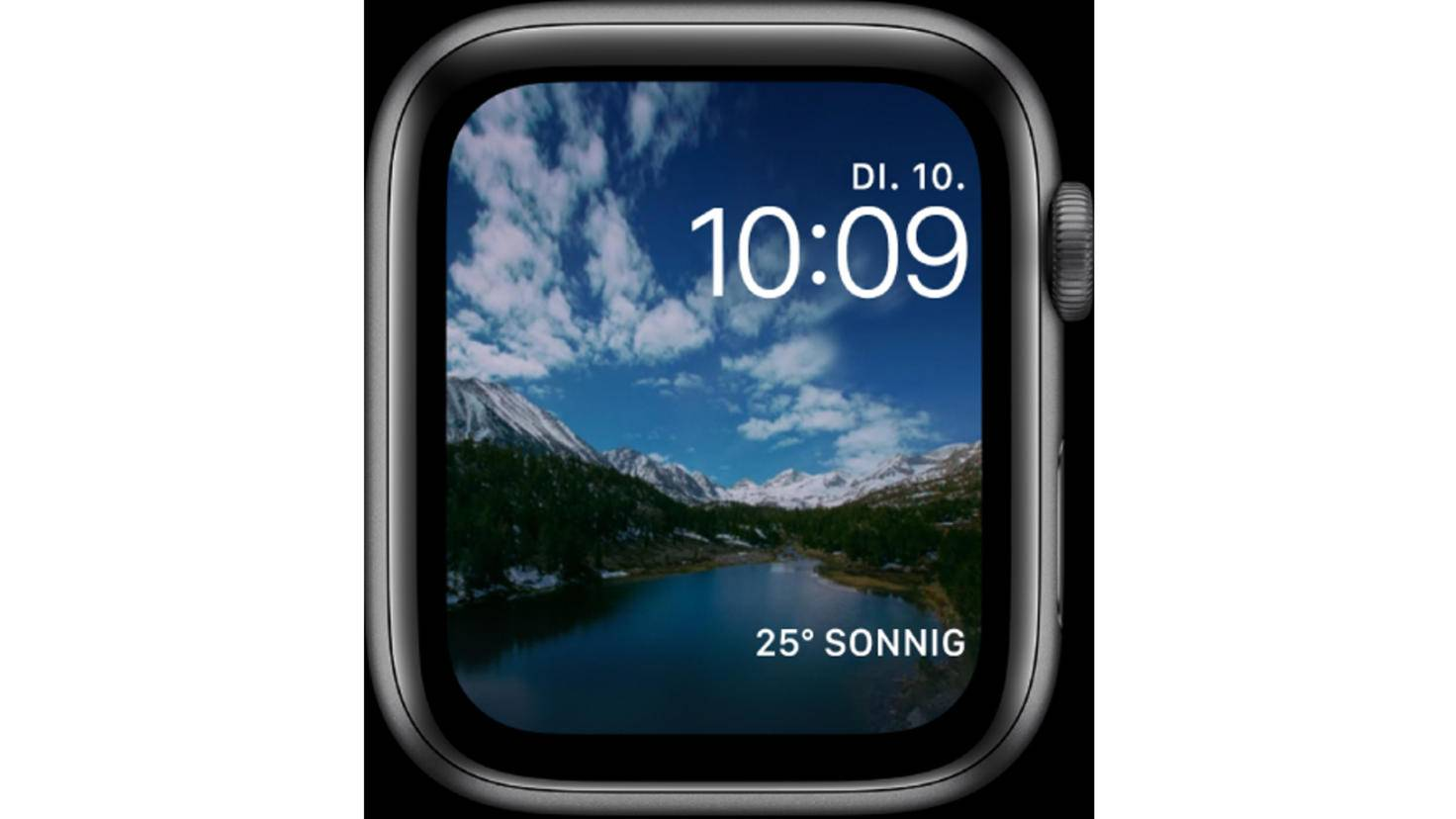 Apple Watch Zeitraffer