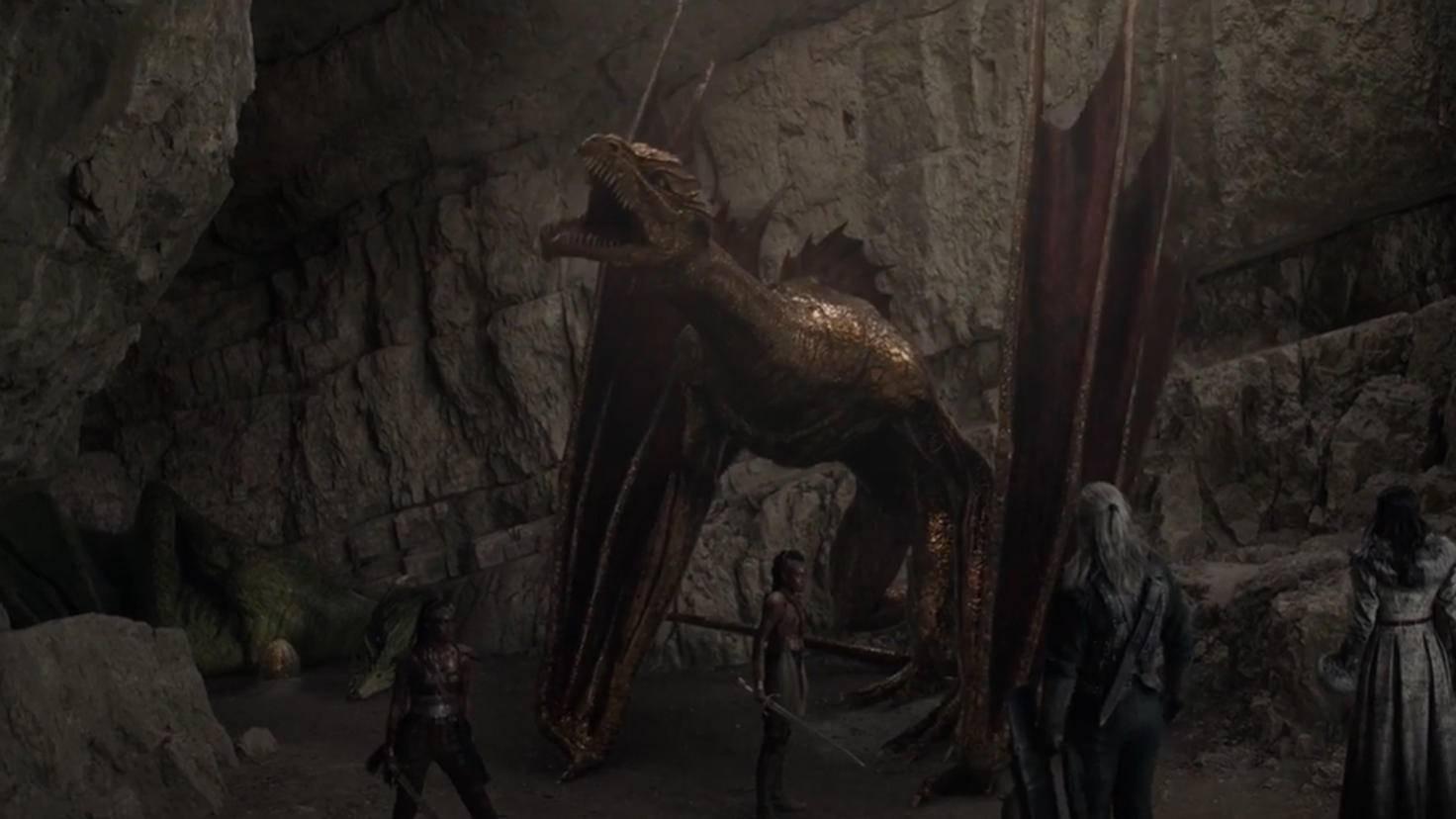 The Witcher Drachen