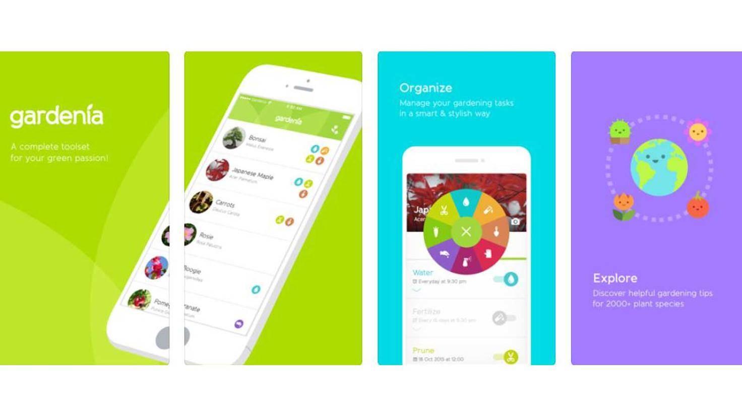 Gardenia-App