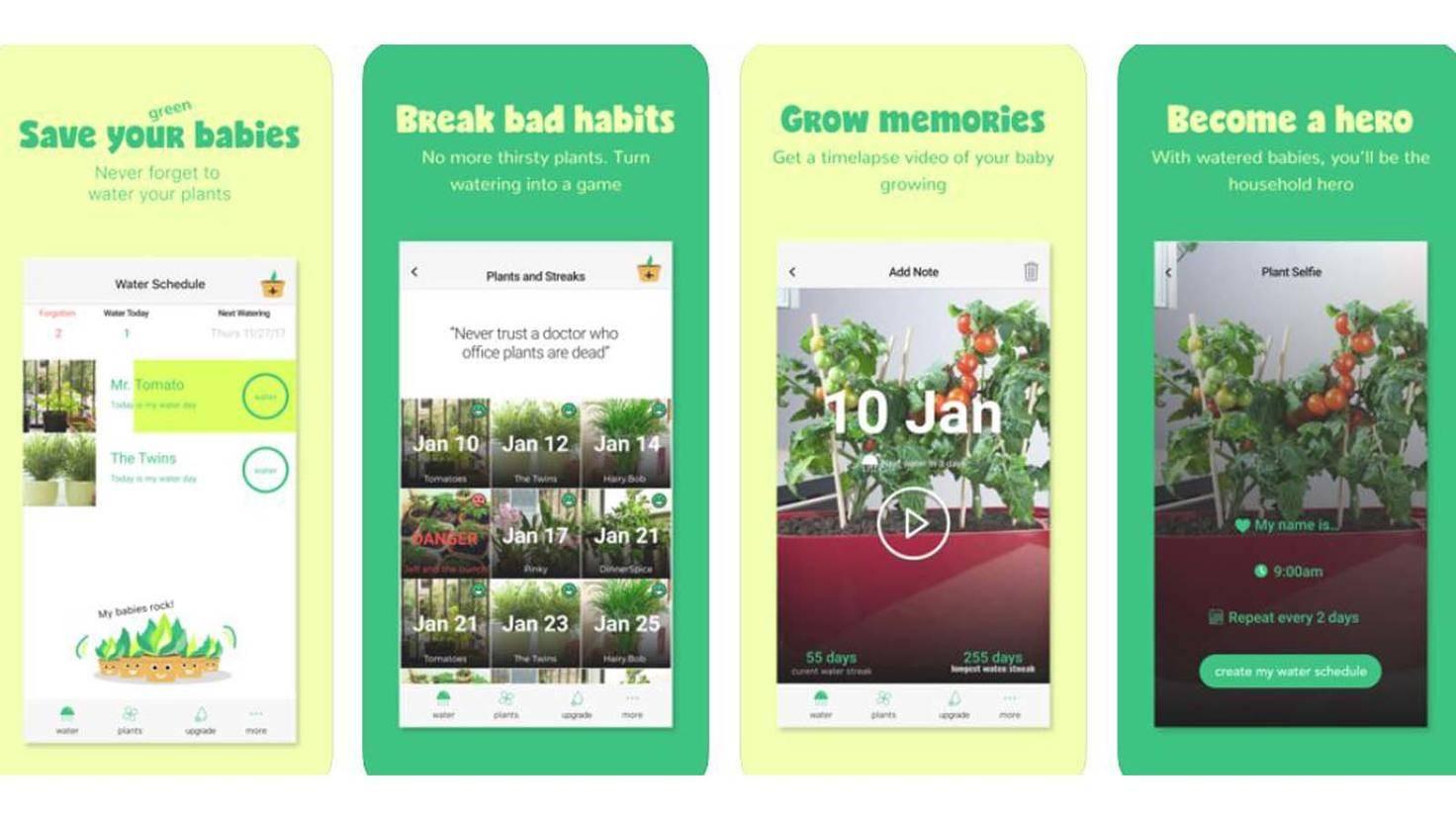 Happy Plant-App