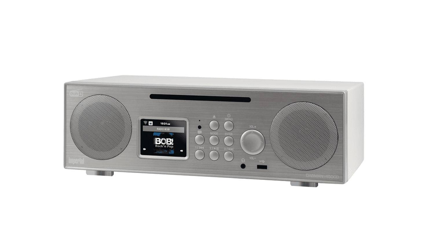 Imperial Dabman i450 CD Internetradio