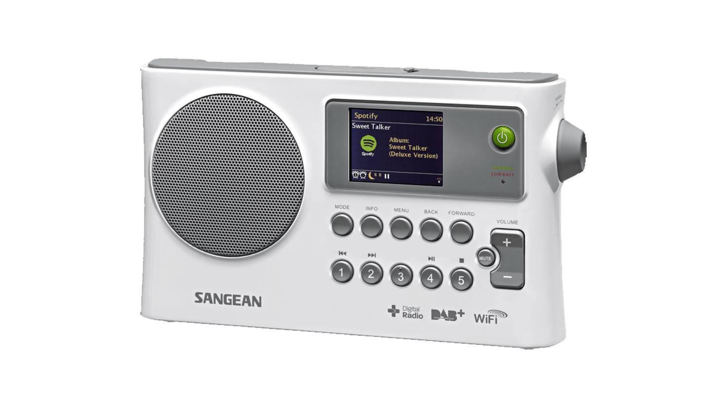 Internetradio Sangean WFR-28C