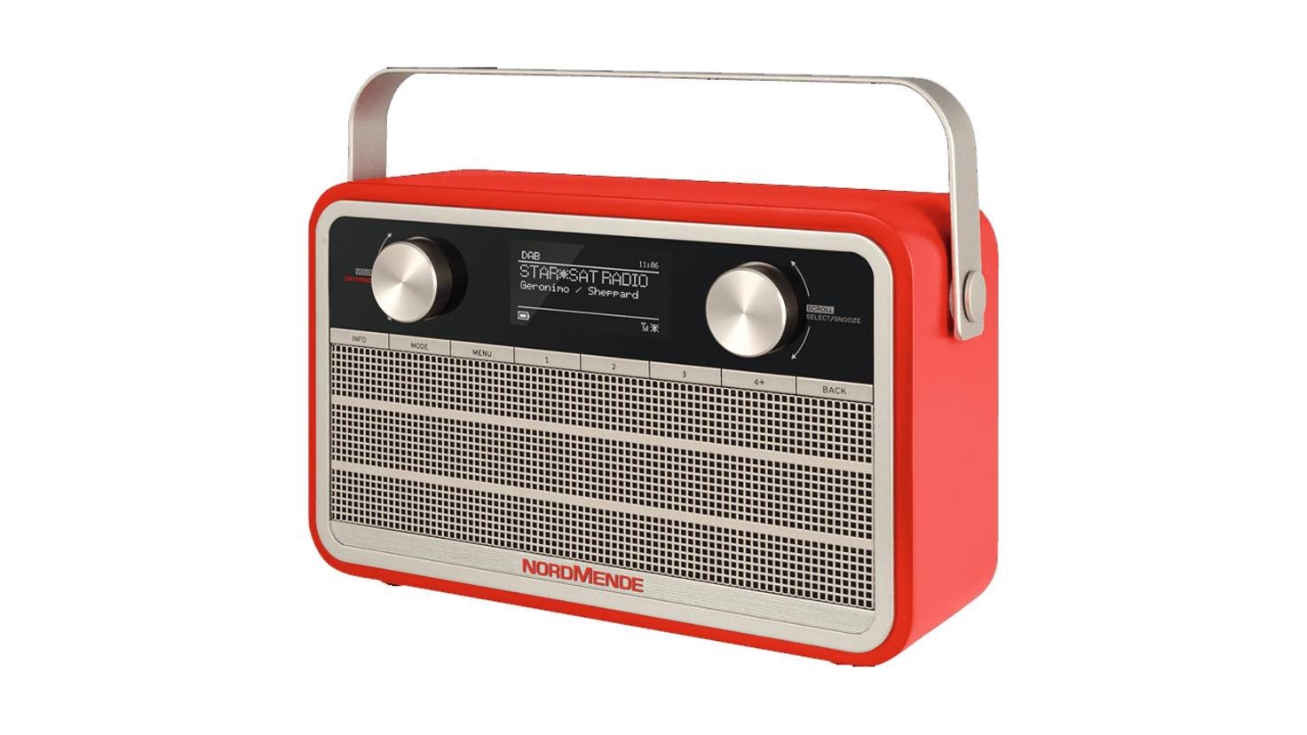 Nordmende Transita 120 IR Internetradio