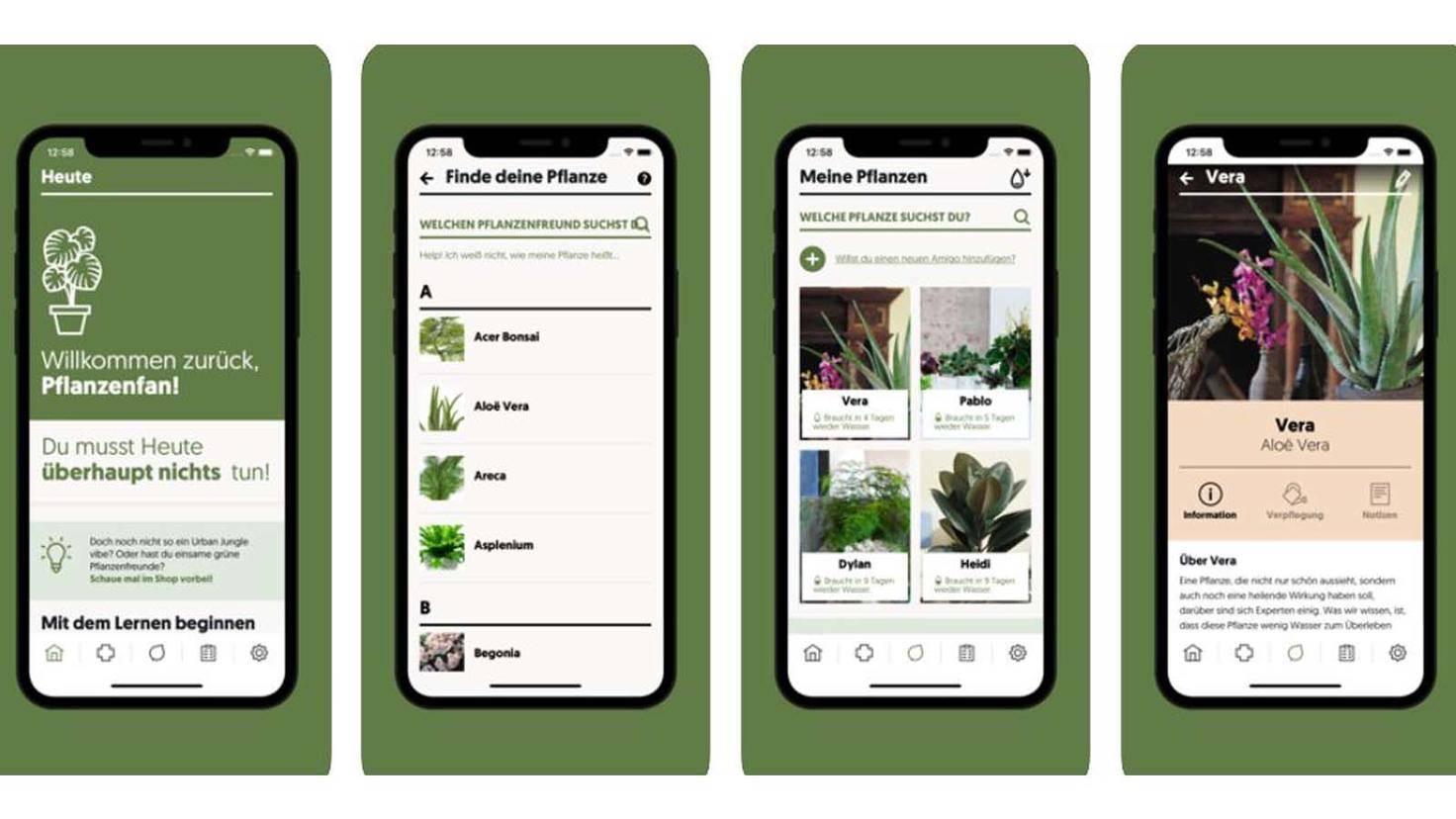 Plantsome-App